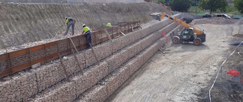 muros ecologicos malaga